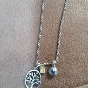 HK Thirty-One Necklace with  Charms
